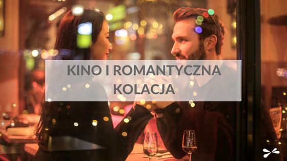 prezent na dzien kobiet - kino i romantyczna kolacja