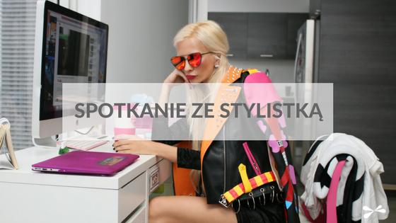 prezent na dzien kobiet - spotkanie ze stylistka