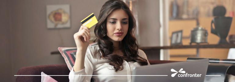 karta kredytowa + voucher 400 zł na allegro